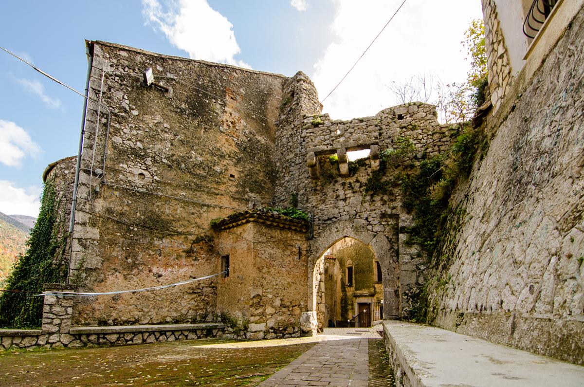 Castello di Morrea